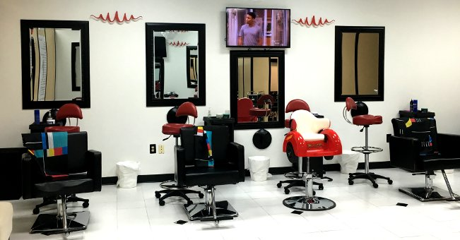 African Hair Braiding Room