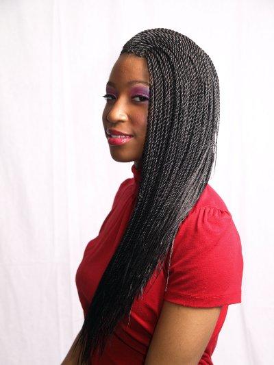 senegalese twist La Reine African Hair Braiding